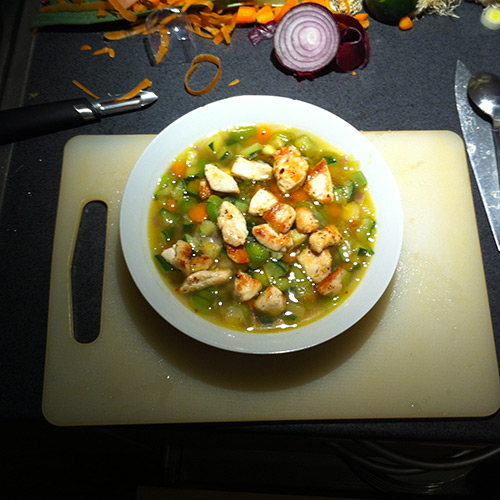 Final Image of the Soup